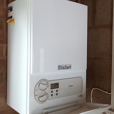 A boiler